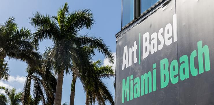 Fly to Art Basel Miami Beach 2018
