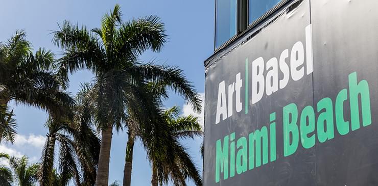 Fly to Art Basel Miami Beach 2018