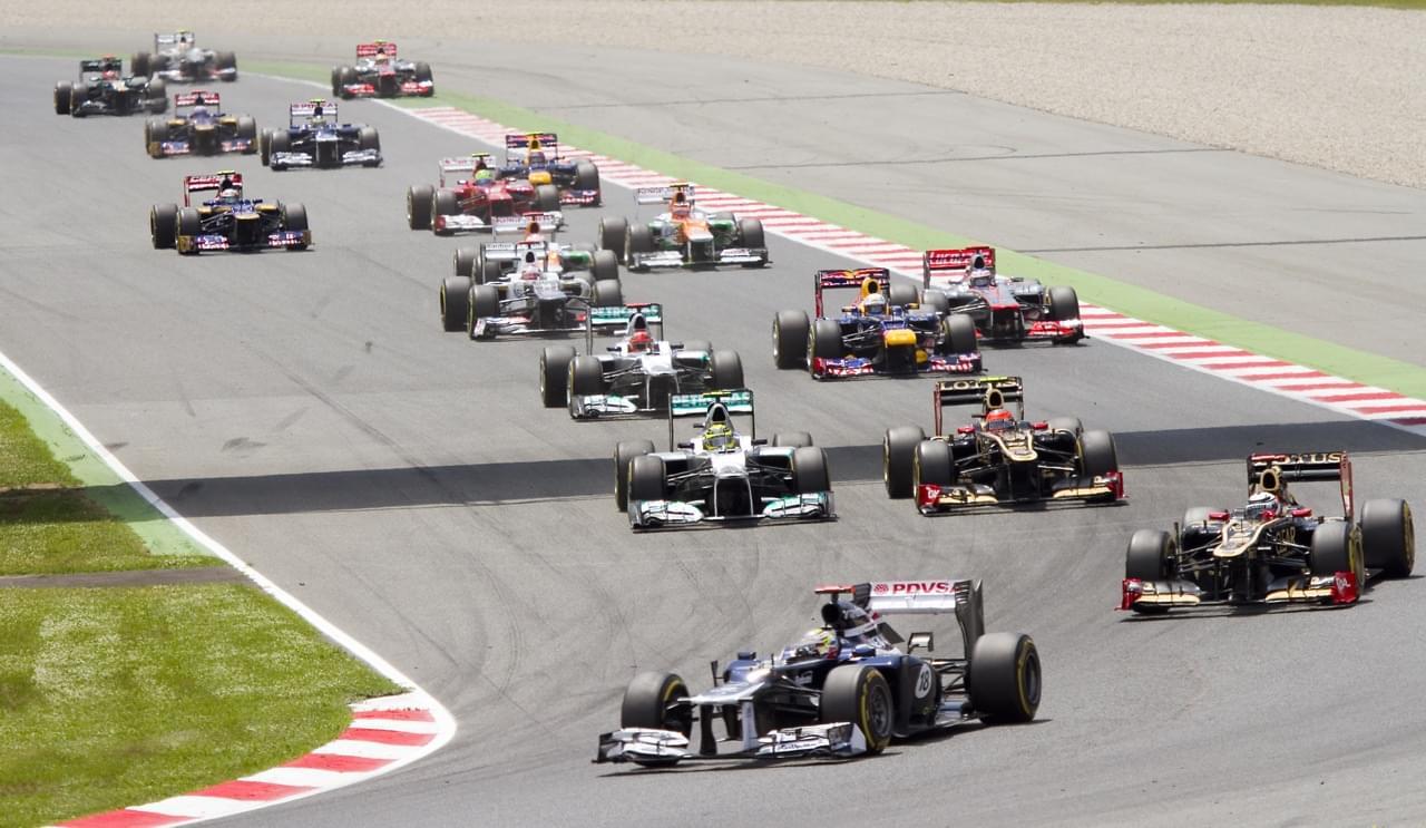 Grand Prix d'Australie de Formule 1, Melbourne