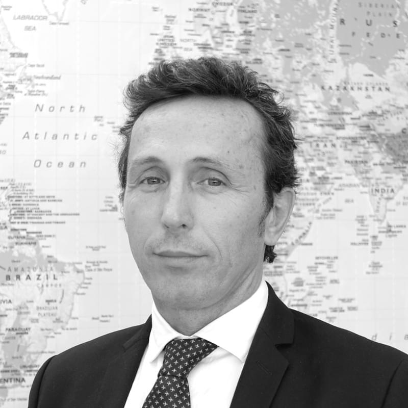 Luciano Benedetti at Lunajet
