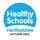 Healthy Schools Autumn