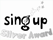 Sing Up - Silver Award