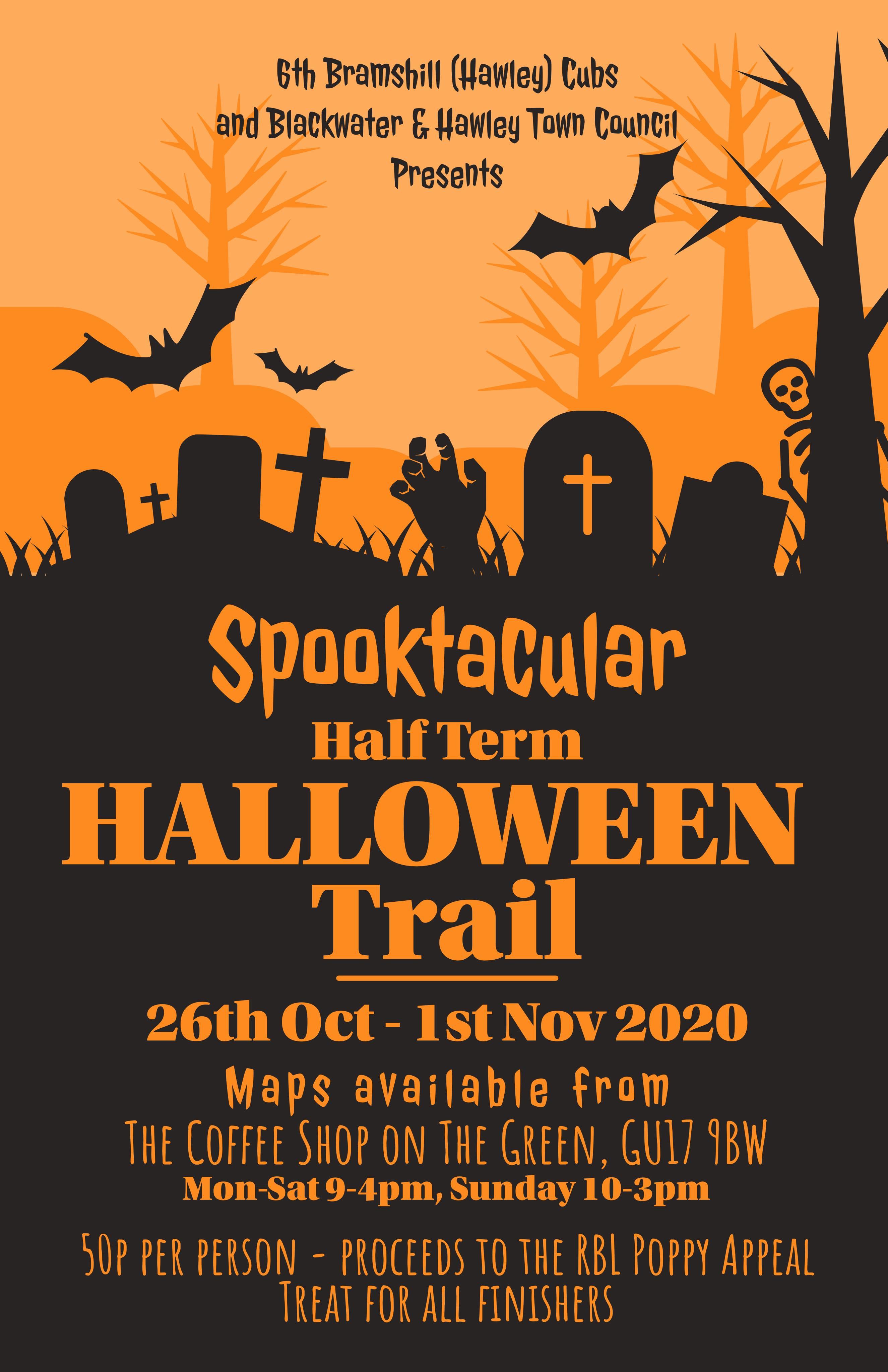 Hawley Halloween Trail