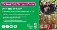 The Lookout Discovery centre - stay and play