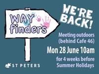Wayfinders Toddler & pre-school group