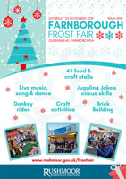 Farnborough Frost Fair