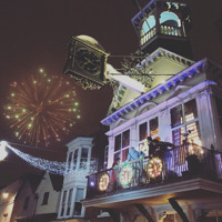 Guildford Lights Switch On