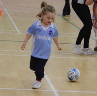 Fleet - Kids Football Classes - S4K Kickers (3 to 5 yrs)