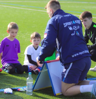 Farnham - Under 7s Football Coaching (5yrs - 7yrs) S4K
