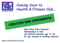 Vision 4 Youth - Circuits for Confidens
