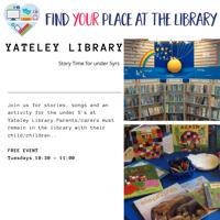 Storytime - Yateley