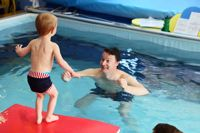 Dippers 30months - 4 years swimming lessons