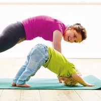 Mummy & Me Pilates    - Busylizzy Guildford