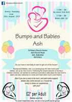 Bumps and Babies Ash Playgroup