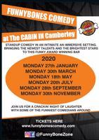 Funnybones Comedy Club - Camberley