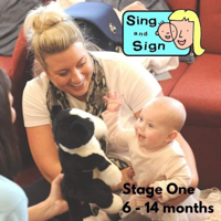 Sing and Sign - Stage 1 Baby Signing Classes in Bagshot