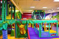 RUNABOUT indoor softplay for children 0-10yrs