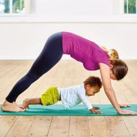 Mummy & Me Pilates - Fleet