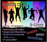 Farnborough Youth Club (FREE SESSION)