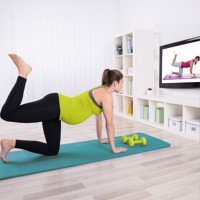 Virtual Mums to be Pilates Classes with Busylizzy