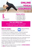 Online Fitness Yoga with Emma