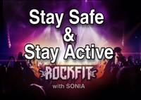 Live RockFit with Sonia