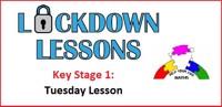 Lockdown Lessons Maths - ks1