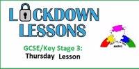 Lockdown Lessons Maths Gcse/Ks3