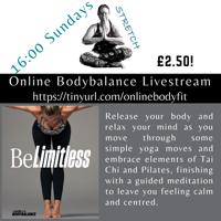 Bodybalance Livestream
