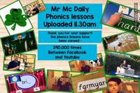 Daily Phonics with Mr Mc
