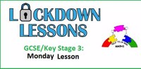Lockdown Lessons Maths KS3/GCSE