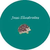 Draw along with Jessica Hartshorn
