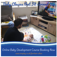 Online Baby Development Course (0 - 6mth)