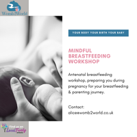Baby Workshops from womb2world