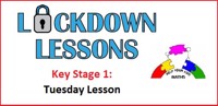 Lockdown Lessons Maths - ks1