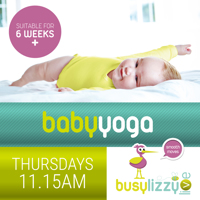 Virtual Baby Yoga Classes with Busylizzy