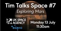 Tim Talks Space #7 - Exploring Mars 🚀