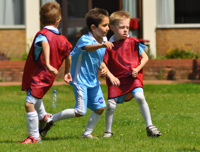 Farnham - Kids Football Classes - S4K Strikers (4.5yrs to 6yrs)