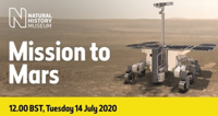 Mission to Mars Natural History Museum - Nature Live Online