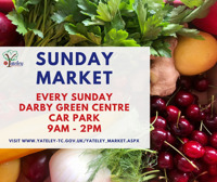 Darby Green Sunday Market