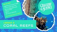 Live lesson:  Ocean Week Lesson 2: Coral Reefs!