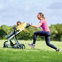 Mummy & Me Buggy Fitness- Busylizzy Outdoors Farnham