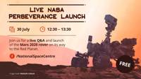 LIVE NASA Perseverance Launch