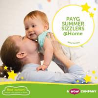 Baby Sensory @Home Summer Sizzler ***AUGUST SPECIAL OFFER***