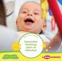 Baby Sensory  (Sensory only) Camberley