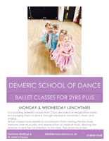 Baby Ballet - Demeric Dance