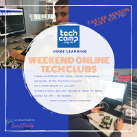 Tech Club 10 week course