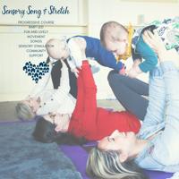 Sensory Song & Stretch: Stage 1 - The mummas village