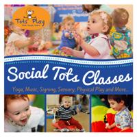 Social Tots, active crawling to 2.5yrs - Farnham