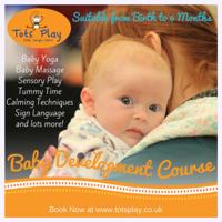 Baby Development Course - Farnham